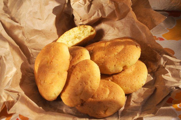 Домашнее греческое печенье
