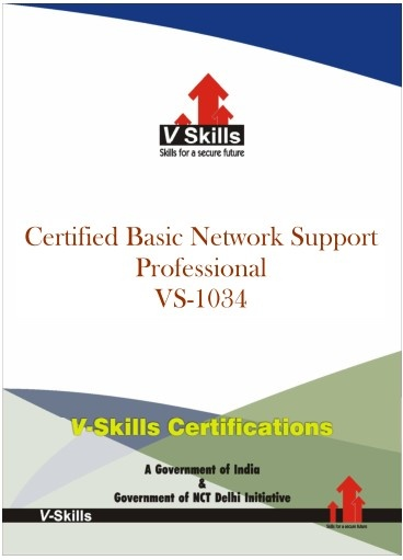 Certified Basic Network Support Professional.  Vskills offering certification in Basic Network Support.  for more details check the link below: http://www.vskills.in/certification/Certified-Basic-Network-Support-Professional