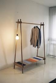 Southwestern clothes hanger rack