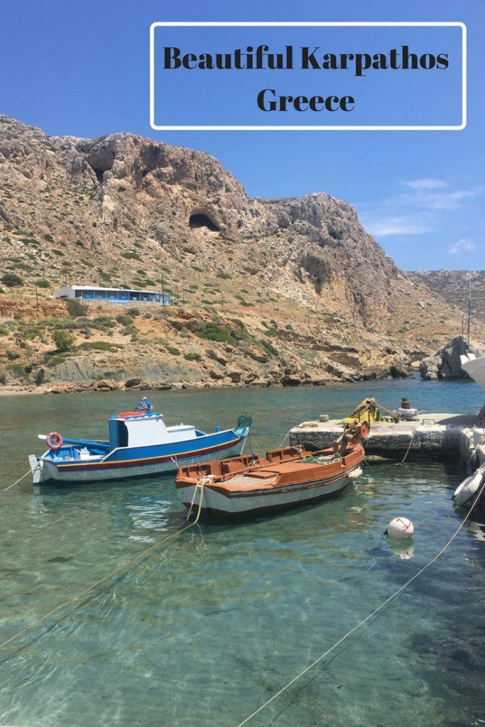 Discover the Beauty of Karpathos, Greece while Windsurfing over the ocean, visiting local villages and climbing on Top of it's Mountains