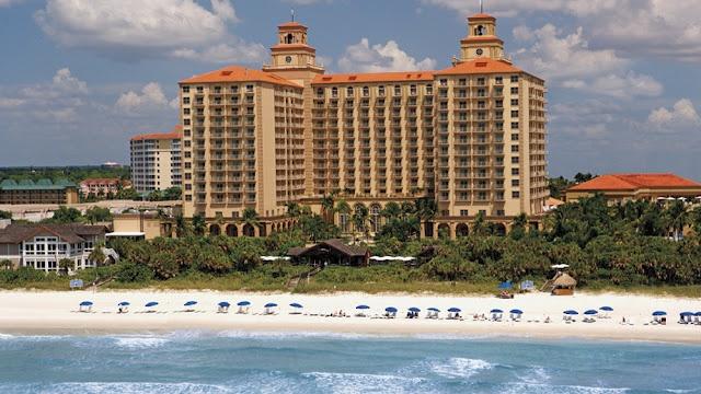Ritz Carlton in Naples, Florida
