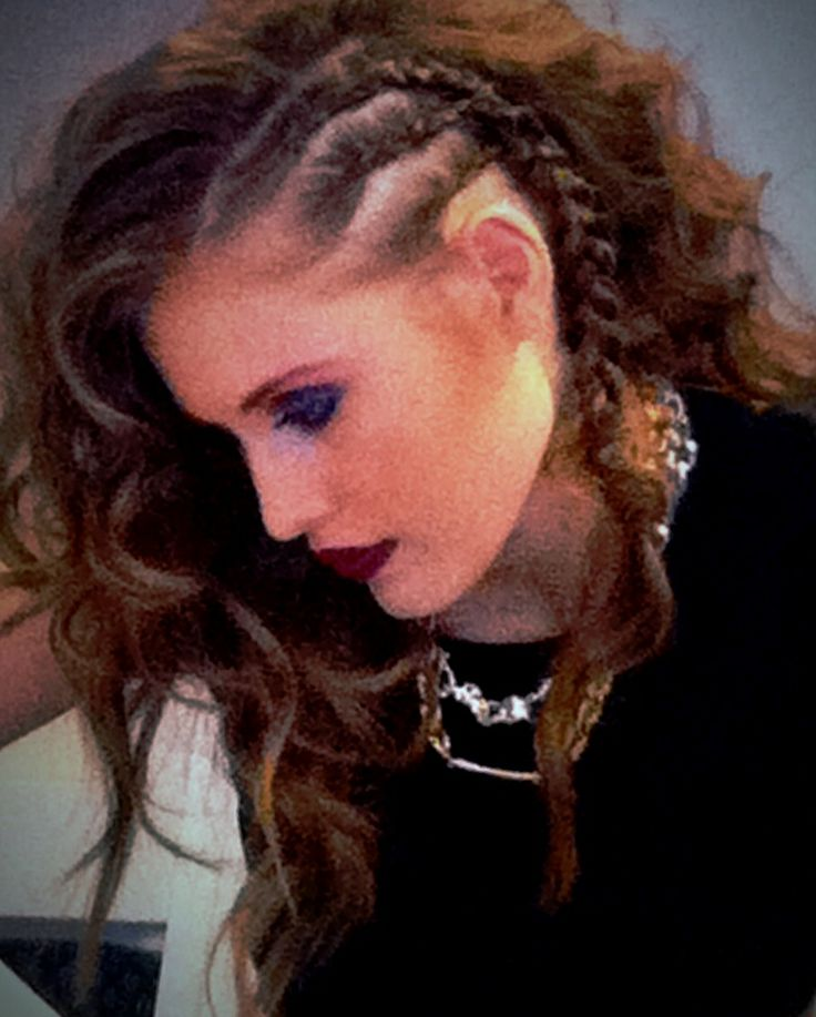 17 Best Images About Hip Hop Hair Styles On Pinterest Updo Olivia D Abo And Steampunk Hairstyles