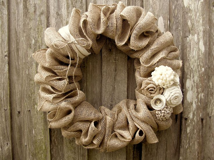 17 best images about home is where the heart is on for What can i make with burlap