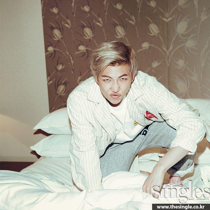 Rap Monster Buka-bukaan Soal Single Baru BTS, DNA - Celeb 8016.info