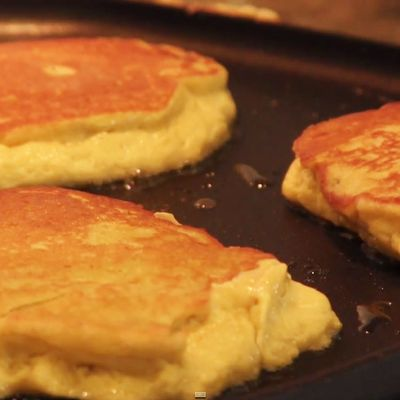 Check out this easy peasy recipe for making ulu (breadfruit) pancakes! Found not…