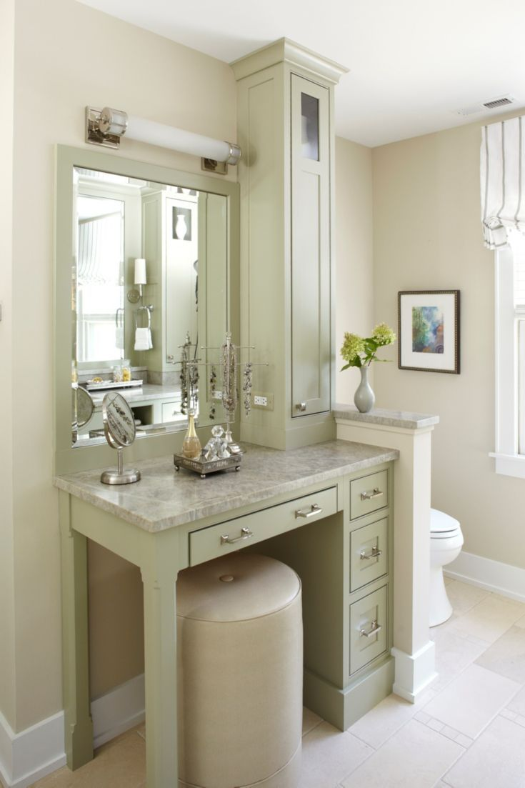 Contemporary condo bath modern bathroom chicago by jill jordan - A Place For Everything And Everything In Its Place See More Of This Cute Bathroom