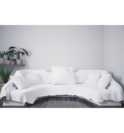 Coussins 40x40 en latex 100% naturel, bio coton ou bio lin, naturellement anti-acariens.
