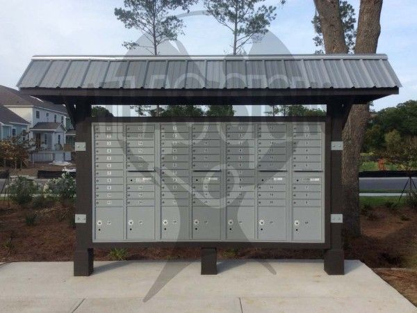 19 Best Cluster Mailboxes Images On Pinterest Mail Boxes Mailbox And Mailbox Ideas