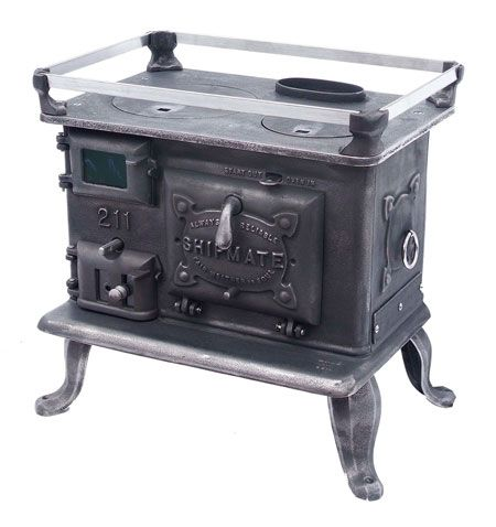 Model 211 - Such a lovely stove!