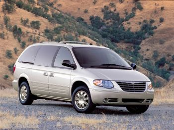 2005–07 Chrysler Town & Country '2004–07.2007