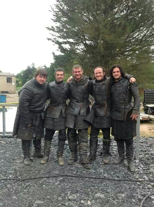 Calling all orphans, bastards, and criminals... The Night's Watch needs you!!!! (btw..this pic is adorable!)