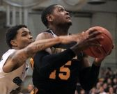 A month ago, UW-Milwaukee's Demetrius Harris was just another mid-major basketball player with no eligibility left ready to look for a job.