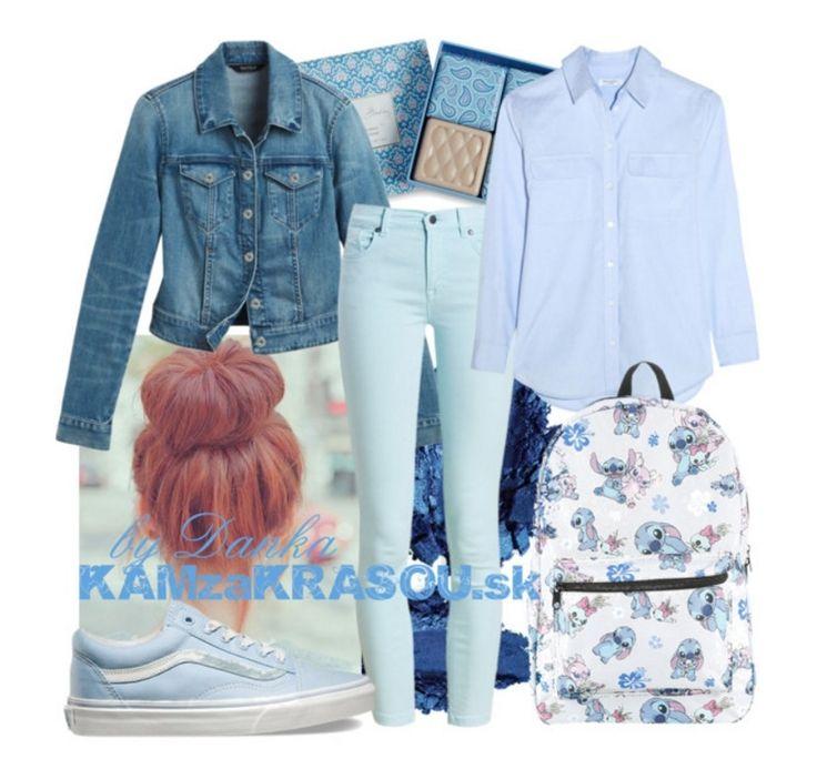 #fashion #style #stylish #outfitoftheday #instafashion #swag #model #dress #styles #outfit #purse #jewelry #shopping #glam #instastyle  Modrá oáza - KAMzaKRÁSOU.sk