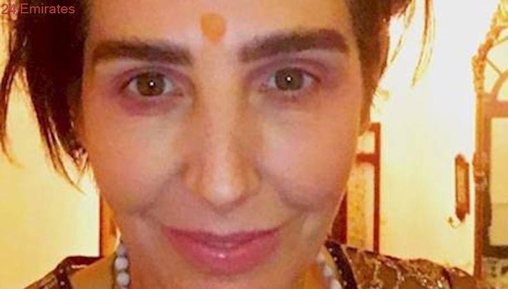 Sharleen Spiteri on filming in Mumbai