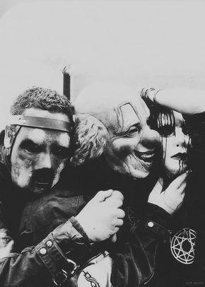 Slipknot Paul, Clown and Joey iowa style