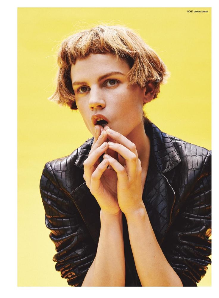 visual optimism; fashion editorials, shows, campaigns & more!: private resort: saskia de brauw by ryan mcginley for v #92 winter 2014