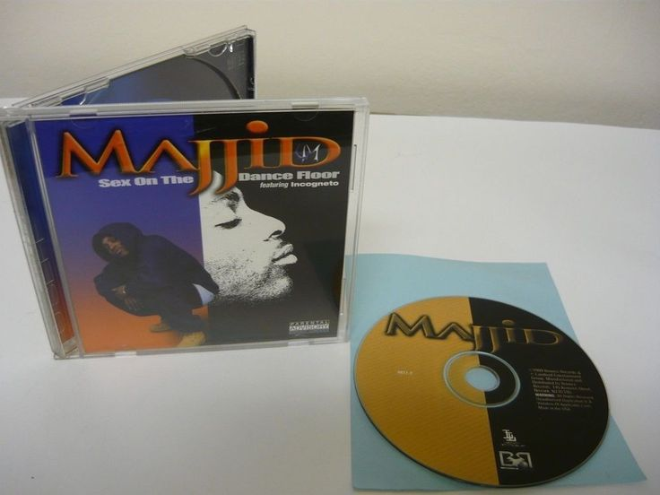 Sex on the Dance Floor by U'Seff Majjid CD Rock Popular Radio Mix A capella Mix #Rock
