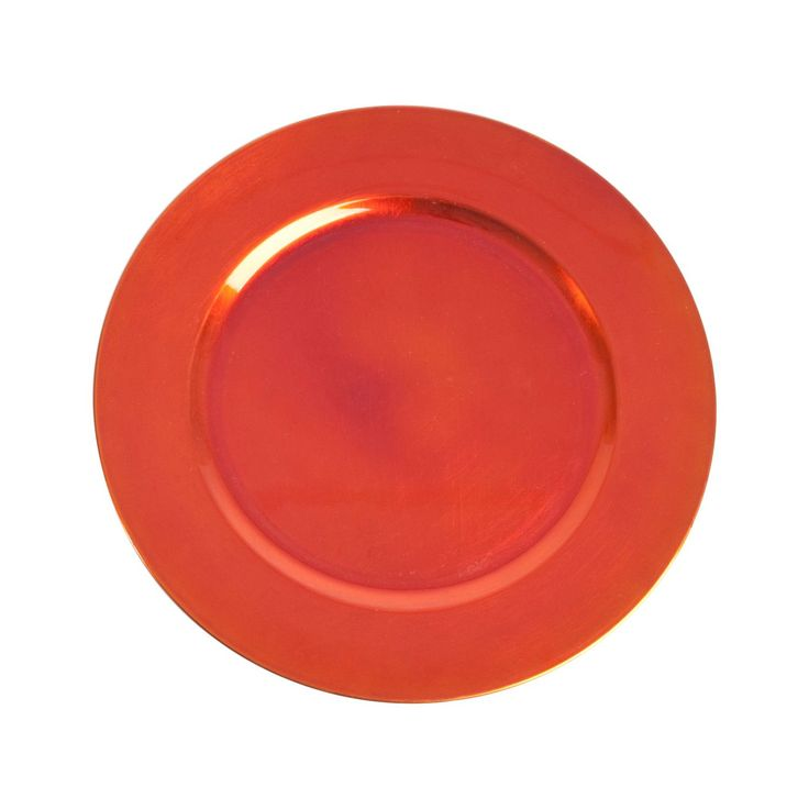 Couleurs du Monde Classic Design Charger Plate