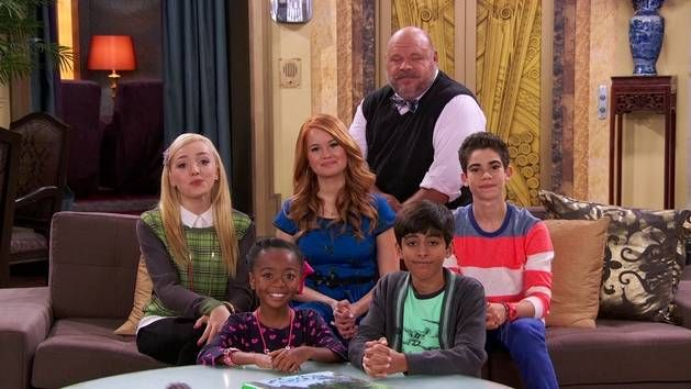 Every Family Is Unique! Watch this crazy family on the Disney channel