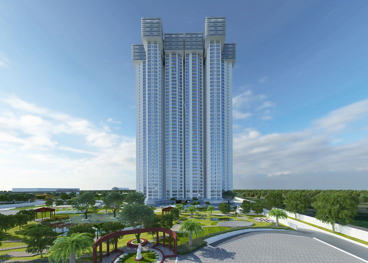 Presidential Tower - Near Yeshwantpur Metro Station, Bangalore