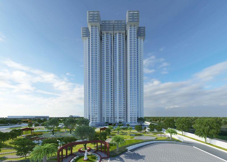 Presidential Tower - Near Yeshwantpur Metro Station, Bangalore
