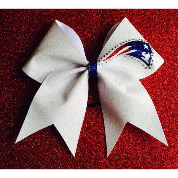 The Patriot Big Glitter and Bling Cheer Hair Bow. ($14) ❤ liked on Polyvore featuring accessories, hair accessories, grey, ties & elastics, glitter hair bows, glitter hair accessories, rhinestone hair accessories, hair bow accessories and hair bows