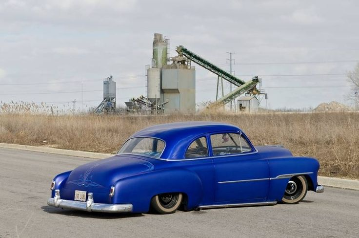 1951 Chevy Deluxe Sport Coupe Google Search Gen I Bel