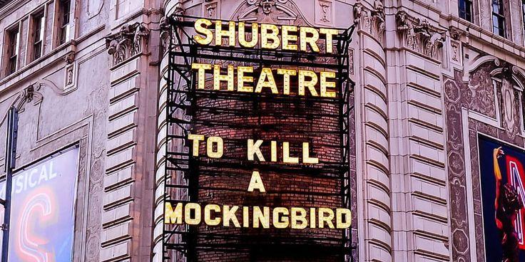 To Kill a Mockingbird on Broadway is definitely worth the