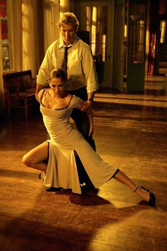 Richard Gere and Jennifer Lopez star in Shall We Dance