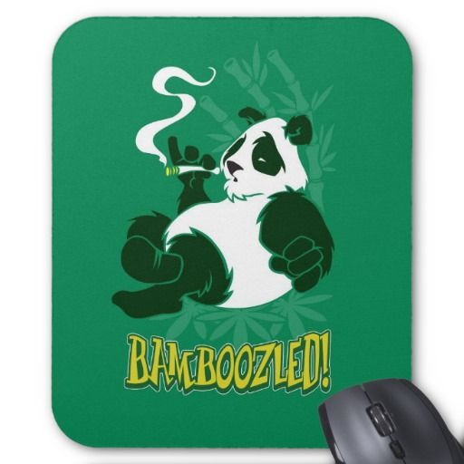 Bamboozled! Mouse Pad