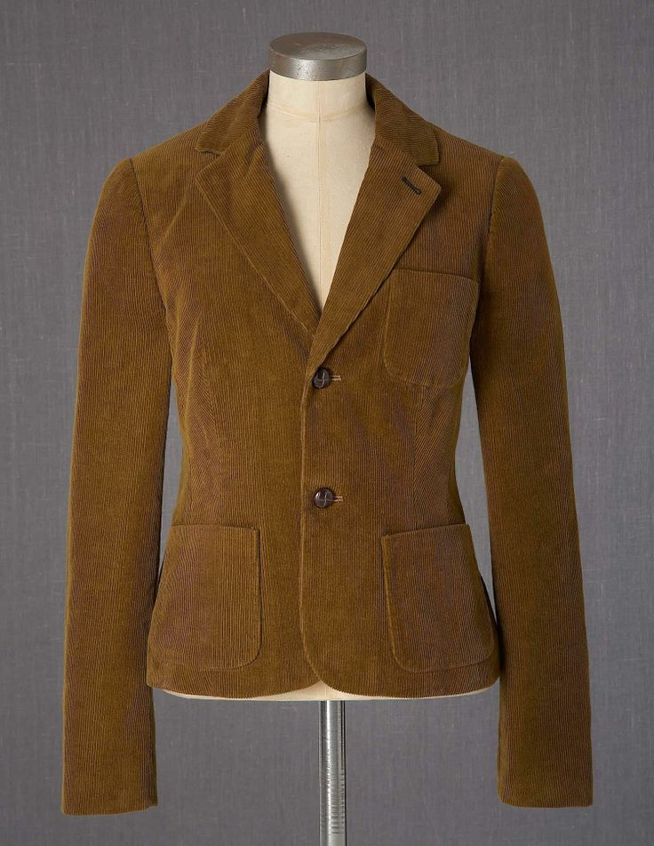 Great blazer for fall.