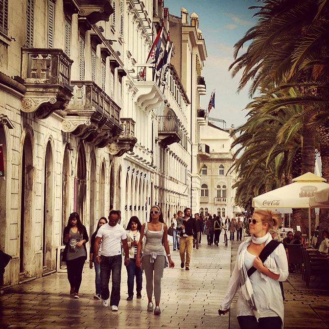 Split / Hırvatistan