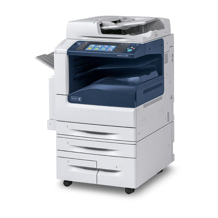 Tabloid color multifunction printer  ConnectKey Technology enables productivity, security, cost control and mobile solutions Fast copy, print, scan and email enhance office productivity Prin...