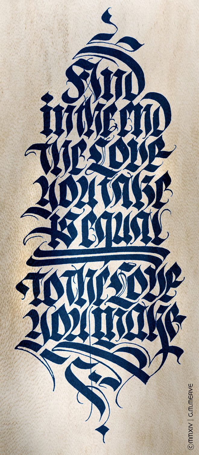 Best ideas about fake calligraphy on pinterest how to