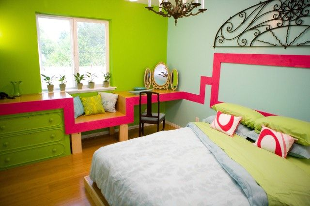 11 year old girls bedroom ideas maybe if the green wall would be
