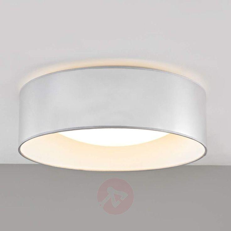 Jamilia – flott LED-taklampe i krom-Taklamper-9620723-30