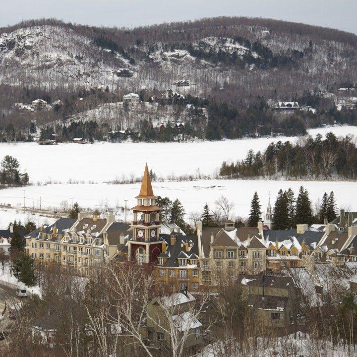 Mont Tremblant, Quebec, Canada