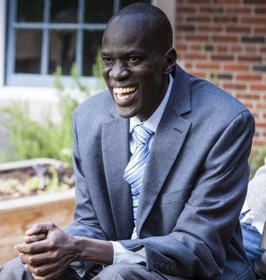 Salva's Story — Water For South Sudan. A video of Salva