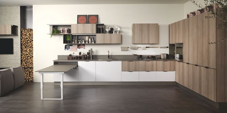 8 best Stosa Alevè images on Pinterest | Kitchens, Arch and Arquitetura