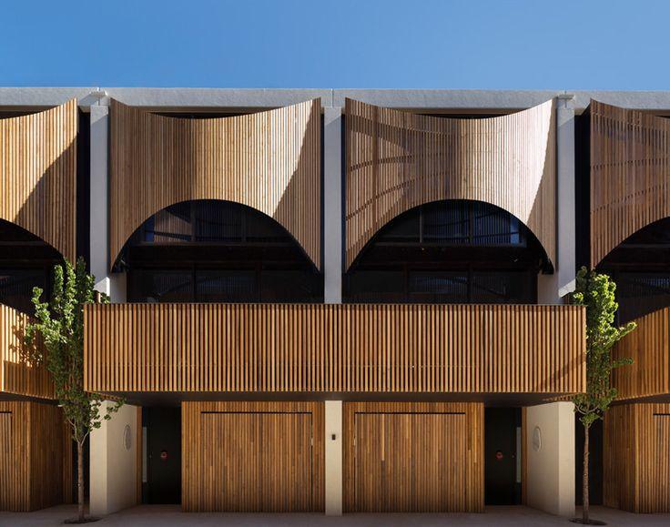30 Esplanade: Contemporary Townhouses in Australia | Home Design Lover