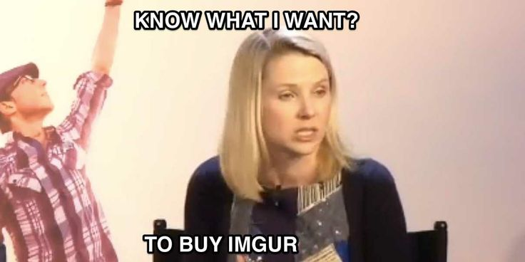 Marissa mayers next big acquisition could be imgur the