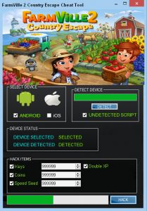 FarmVille 2 Country Escape Android APK Hack Tool Online 2017 Tool New FarmVille 2 Country Escape Android APK Hack Tool download undetected. This is the best version of FarmVille 2 Country Escape Android APK Hack Tool, voted as best working tool.