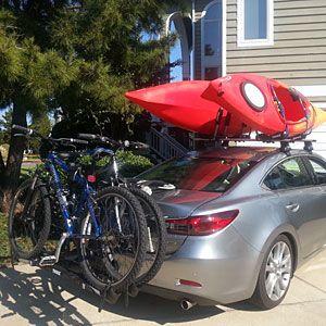 Car Racks 101: Hauling Your Bike, Ski, or Kayak  - PopularMechanics.com