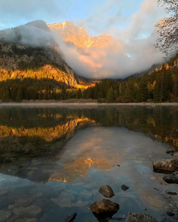 Photo Gallery Backpacking In Grand Teton National Park Paisagens Incriveis Paisagens