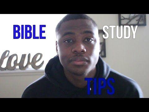 Christian Youth Advice: Bible Study Tips - YouTube