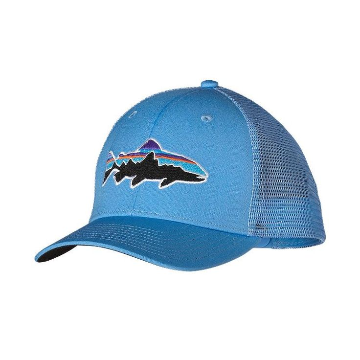 39 best fish images on pinterest fishing trout and pisces for Patagonia fly fishing hat