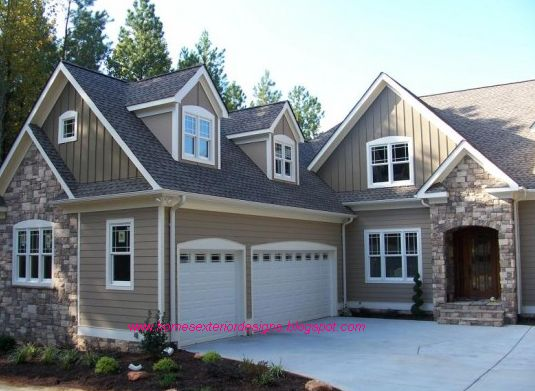 exterior house paint color chart home exterior designexterior design home exterior design colors garage placement i like it but not sure if i - Home Exterior Designer