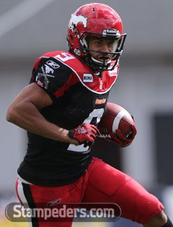 Cornish is player of the month | Calgary Stampeders