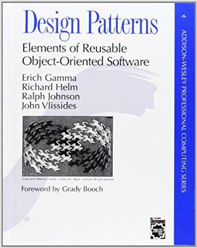 Design Patterns: Elements of Reusable Object-Oriented Software: Erich Gamma, Richard Helm, Ralph Johnson, John Vlissides, Grady Booch: 8601419047741: Amazon.com: Books