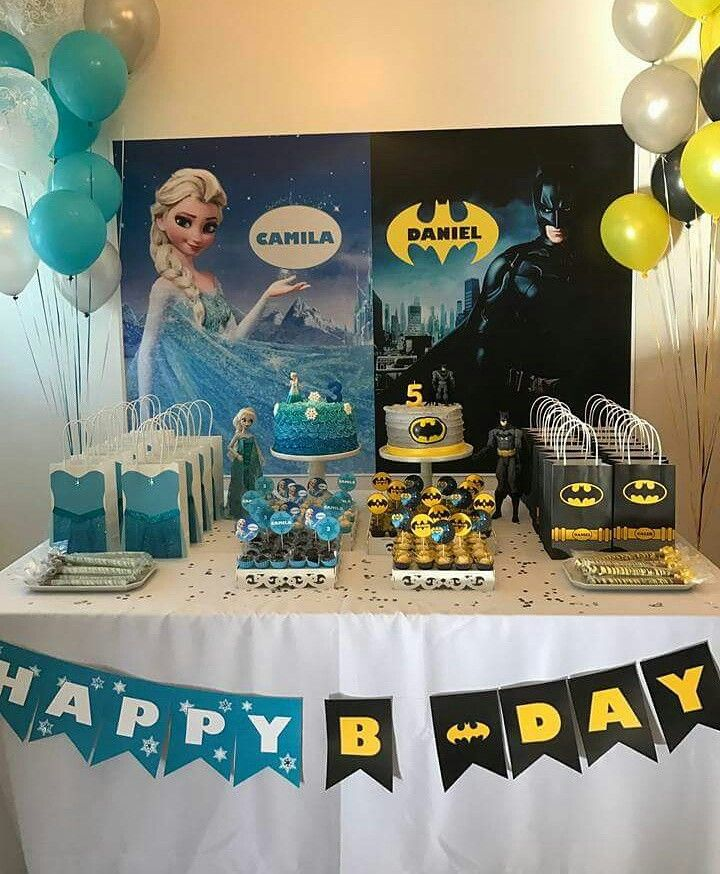 17 Best Ideas About Double Birthday Parties On Pinterest